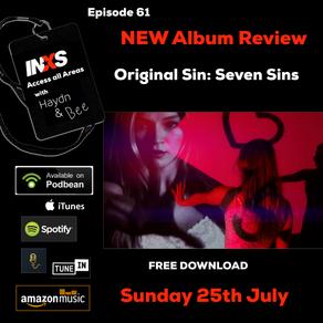 "The NEW Album 'Original sin:The Seven Sins"" Review"