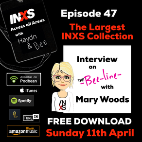 Episode #47 The Bee-line with Mary woods