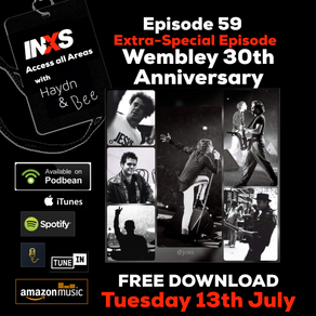 Episode 59 Celebrating The 30th Anniversary of Wembley