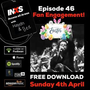 Episode #46 Fan Engagement