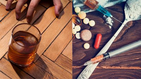 PROGRAMME DE TRAITEMENT DE L'ALCOOLISME ET DE LA TOXICOMANIE