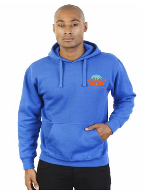 Classic Navy Pullover Hood