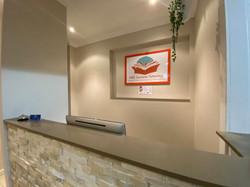 Green Valley Tutoring Reception Area