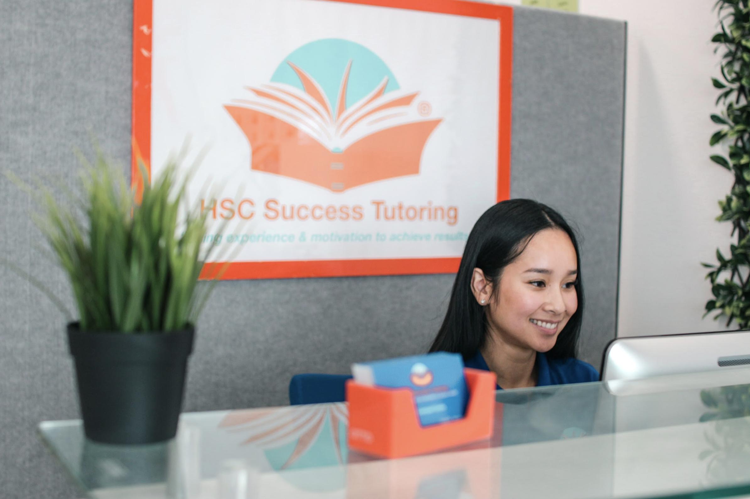 Receptionist | HSC Success Tutoring