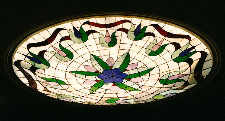 Leaded glass By Juan Bernal