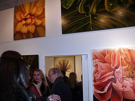 Vernissage, Leonard Tourne Gallery