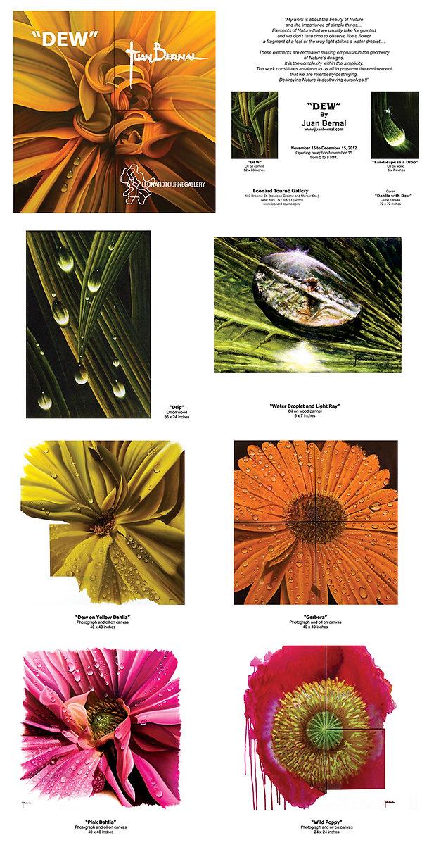 DEW, paintings of nature, Invitation.jpg