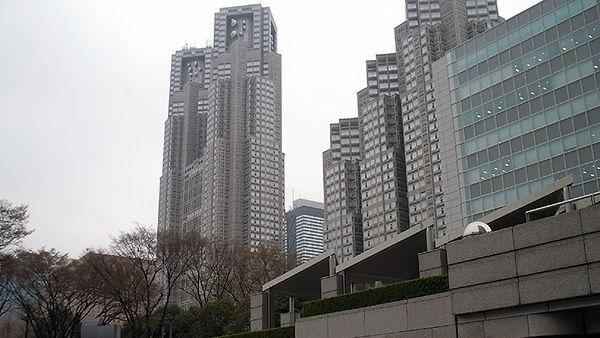 Shinjuku park Tower, Tokyo, Japn