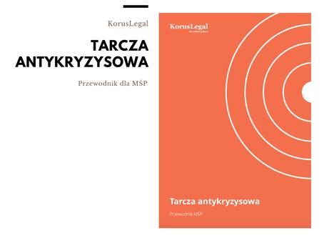 Tarcza antykryzysowa. Przewodnik dla MŚP (uwzględnia Tarczę 2.0)