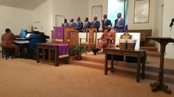 Belmont Choir 2017