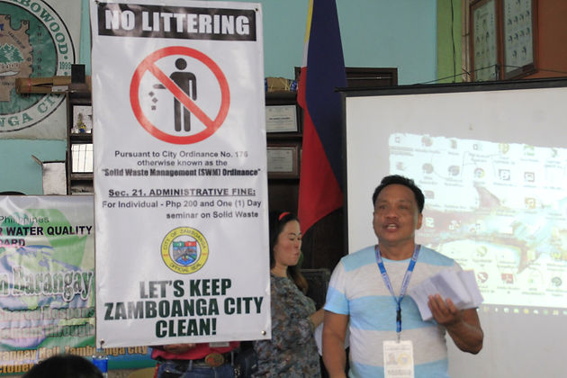Board Conducts IEC Campaign On Solid Waste Management In