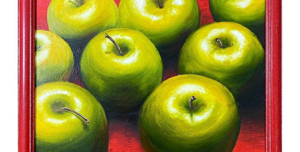 Apples Wall Art