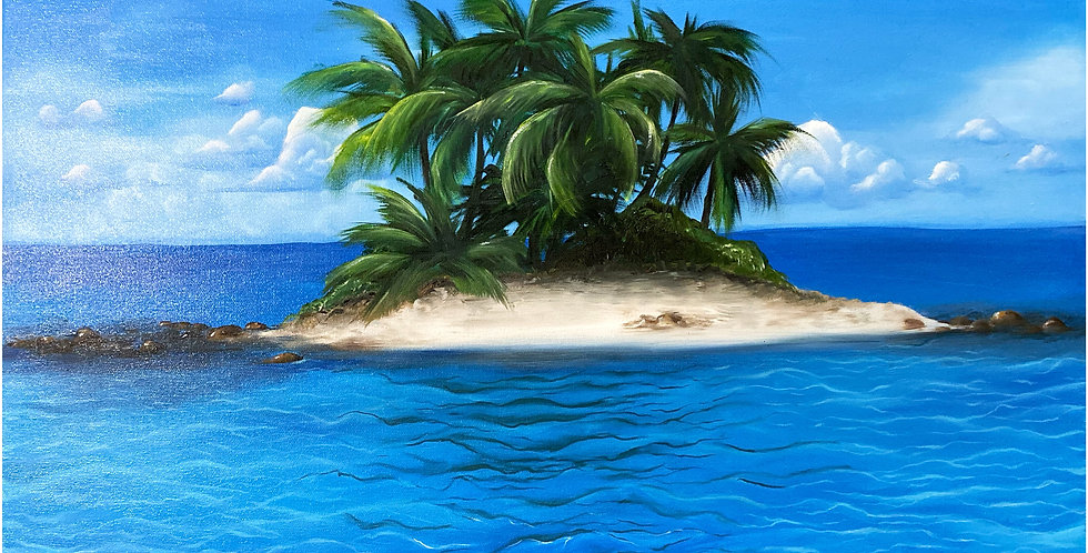 Paradise Wall Art