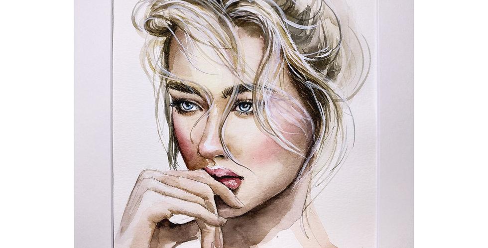 Blondie Wall Art