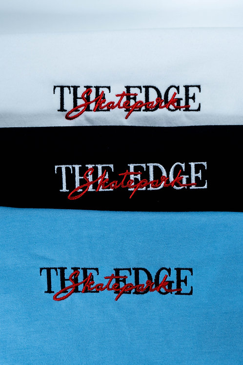 Edge Embroidered Tee