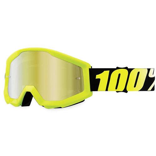 100% Strata Amarillo Neon