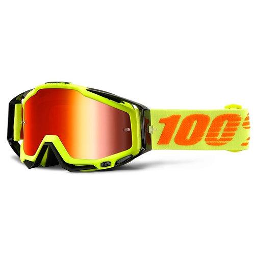 100% Racecraft Attack amarillo