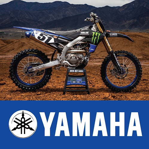 Kit completo Yamaha