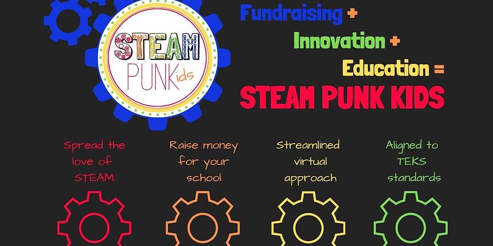 STEAM PUNK Fundraising Event