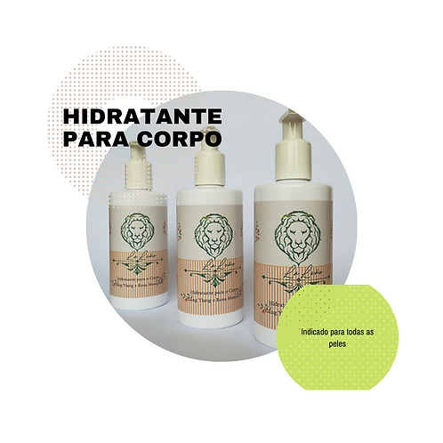 Hidratante para corpo - Ylang Ylang e Rosa Mosqueta