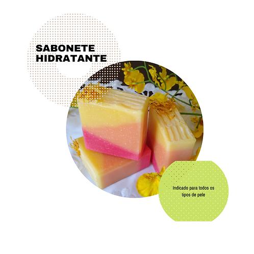 Sabonete Hidratante -Manga Rosa
