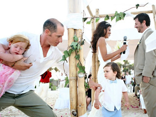 7 Ways to Keep Kids Entertained at Weddings