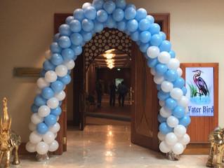 Graduation Party Décor Ideas: How About Balloons?