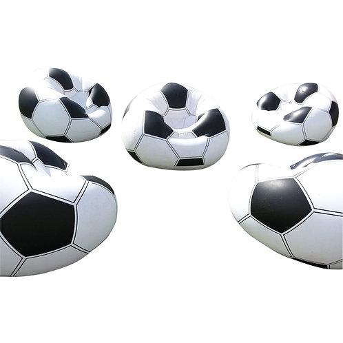 INFLATABLE FOOTBALL BEAN BAGS