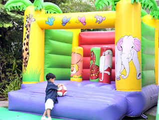 5 top safety tips - For Stress-Free Bouncy Castle Parties