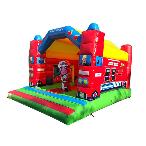 FIRE STATION BOUNCY