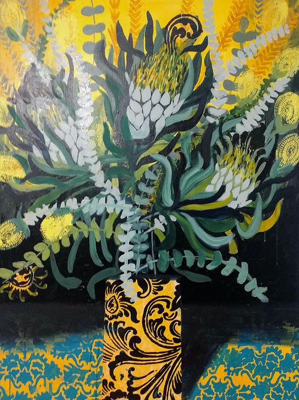 botanica with pattern