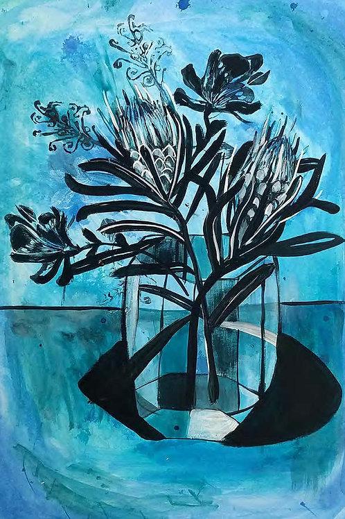 Proteas Blue Gift Card C6