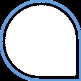 A Speech Bubble that contains a area