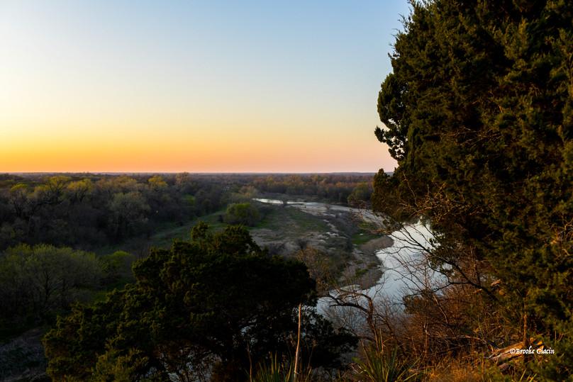 Brazos River Trail Ride