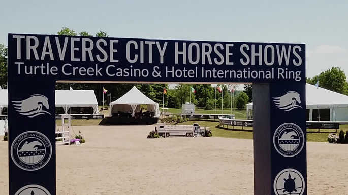 Traverse City Horse Show hosts the 50th American Gold Cup.