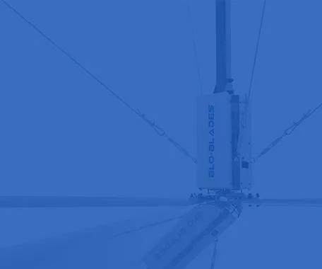 Blo-Blades energy saving industrial fan
