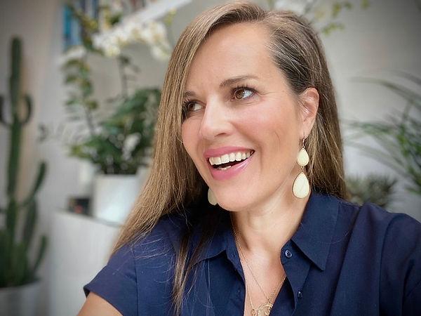 Art director, Rebecca Friedrich.
