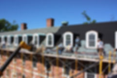 Renovations and repairs by professional roofers