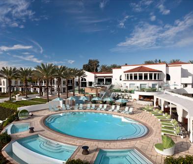 Tennis Fit at Omni La Costa Resort & Spa Featured on San Diego Fox News 5