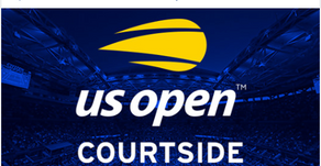 Cliff Drysdale Featured on US Open Courtside