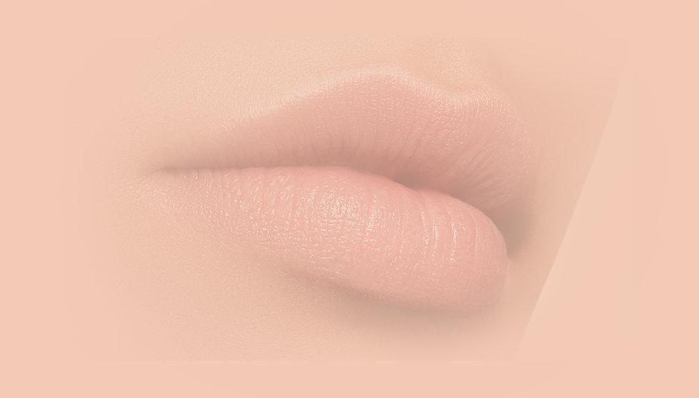 lip tattoo and lip injection alternative example