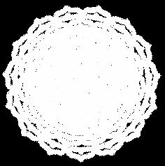 Flower of Life Logo Bundle - White-11-04