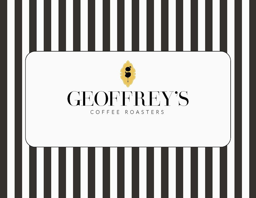 Geoffrey's Coffee Style Guide, Ethos By Design
