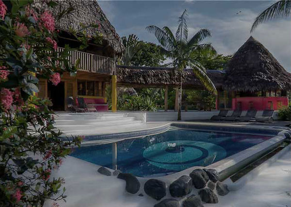 Casa Playa Sombrero, luxury vacation home with a pool in the Sombrero neighborhood of the Osa Peninsula, Costa Rica