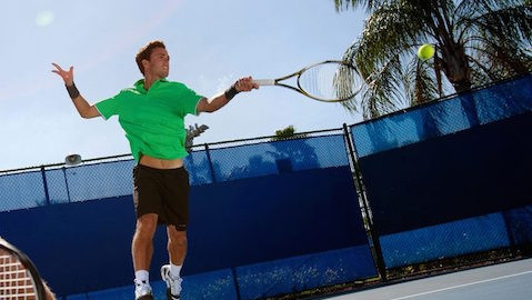 """Teaching The """"Defensive Fighting Method"""" To Bring American Tennis Back To The Top Of It's Game"""