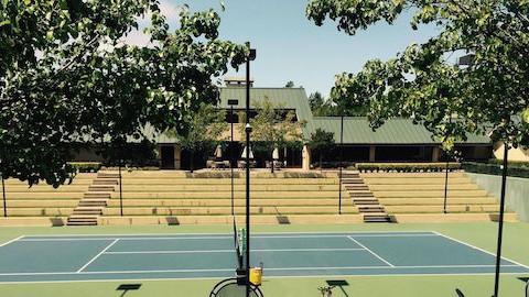 MEN'S USTA PRO CIRCUIT TENNIS TOURNAMENT RETURNS TO FAIRFIELD AFTER 24 YEARS