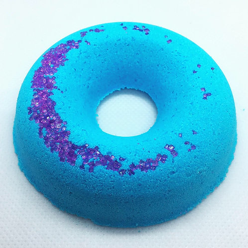Blue Raspberry Donut