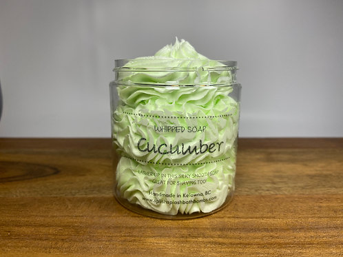 Whipped Soap - Cucumber