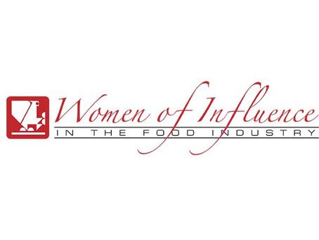WOMEN OF INFLUENCE IN THE FOOD INDUSTRY