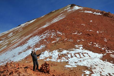Trekkings Bolivia volcan Thunupa
